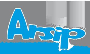 logo-arsip-bleu transparent avec-texte